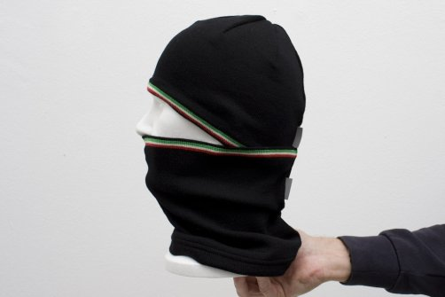 The first beanie and snood zero. Winter collection 2006