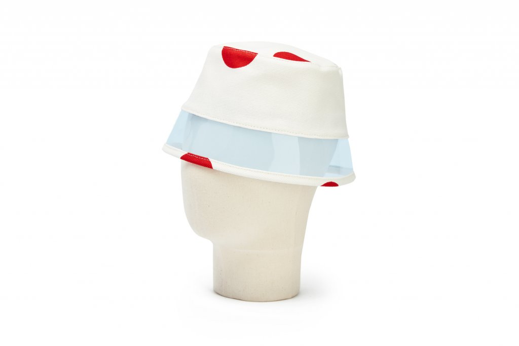 the new generation of cotton bucket hats for your chic summer. stay chic under the sun!